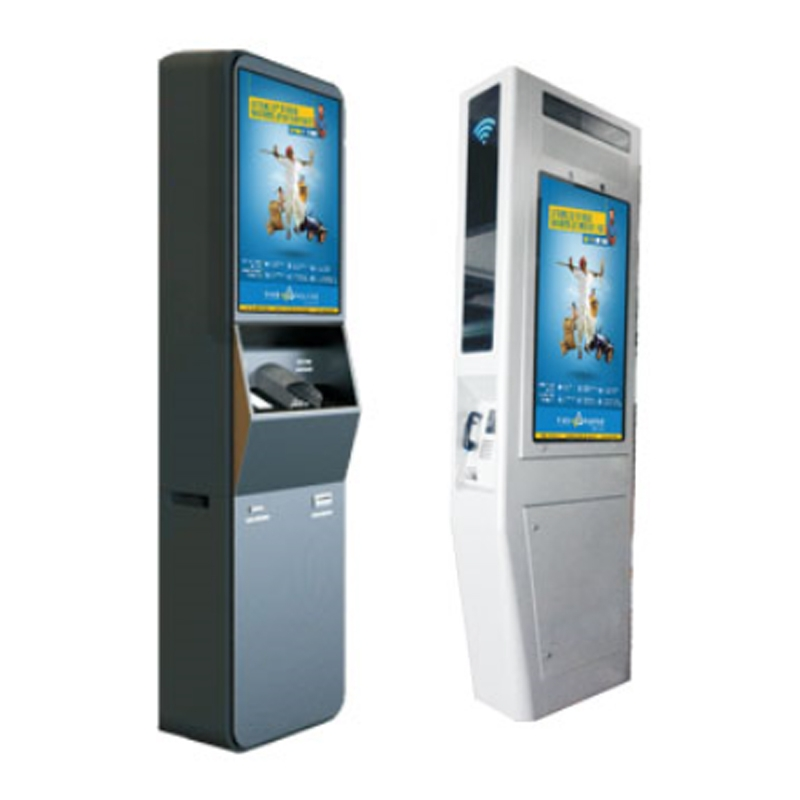 Outdoor Multi Kiosk