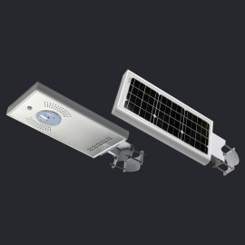 NEX SolarPlus LED Solar Street Light 20W 4000K CRI70 90Dx120D IP65