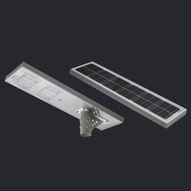 NEX SolarPlus LED Solar Street Light 60W 4000K CRI70 90Dx120D IP65