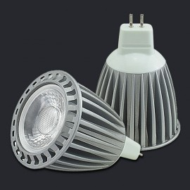 NEX Enova LED Spotlight 5W AC/DC12V,AC170-250V 4000K CRI82 45D MR16/GU5.3 IP20