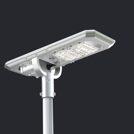 NEX SolarOne LED Solar Street light 12.5W CRI75 6500K 60x140D IP65