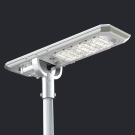 NEX SolarOne LED Solar Street light 18W CRI75 6500K 60x140D IP65