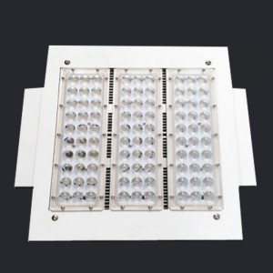 NEX Illumi LED Canopy Light 100W AC 100-277V CRI80 5000K 60D