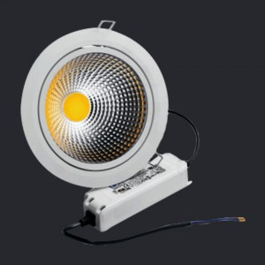 NEX Illumi LED Downlight 15W 100-277 VAC CRI82 3000K 30D