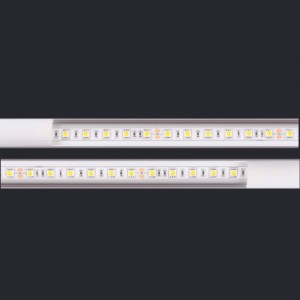 NEX Illumi LED Linear Light 14.4W DC 12V/24V 6500K CRI72 120D IP40
