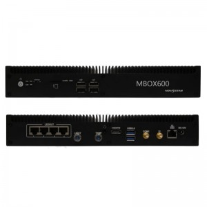Multimedia Player for Transportation MBOX600